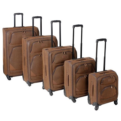 Jessica Simpson luggage review